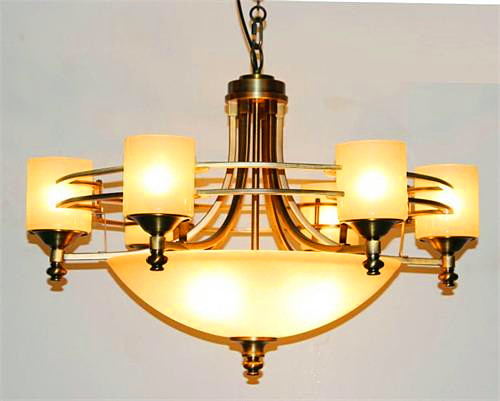 60355-6 4美式灯具|酒店工程灯图片