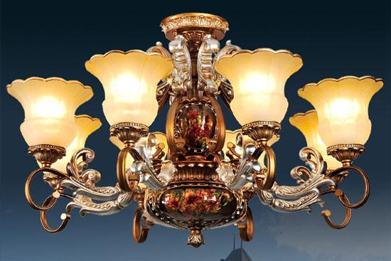 欧式古典吊灯不仅承担起主照明的功能,另一方面是被当作大件的室内装饰,从而让古典韵味的吊灯来辉映室内的整体风格和渲染整体装饰的美丽与亮点。据说欧式古典吊灯,灵感来自古时人们的烛台照明方式,那时人们都是在悬挂的铁艺上放置数根蜡烛。  如今孙氏照明的工程灯具真是万千款式任你挑,个性化欧式古典吊灯可以为您一对一私人定制,我们做过很多别墅装饰照明工程灯具,全国各地的都有,从网络上找到我们的都很多,虽然都没见过面,但是我们的服务和产品质量是很多项目负责人赞不绝口,真是好评不断,专业做工程灯具20年,品质工程灯具,就找