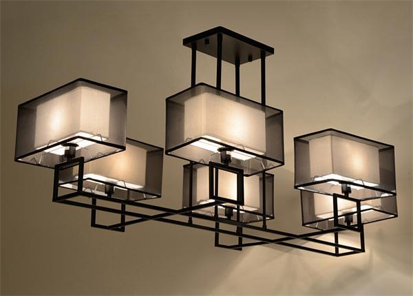 新中式吊灯xzs03图片