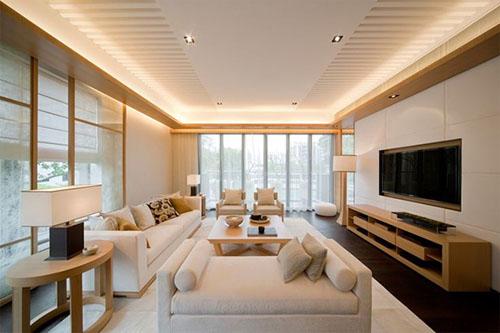 图解:家庭客厅的照明设计要点