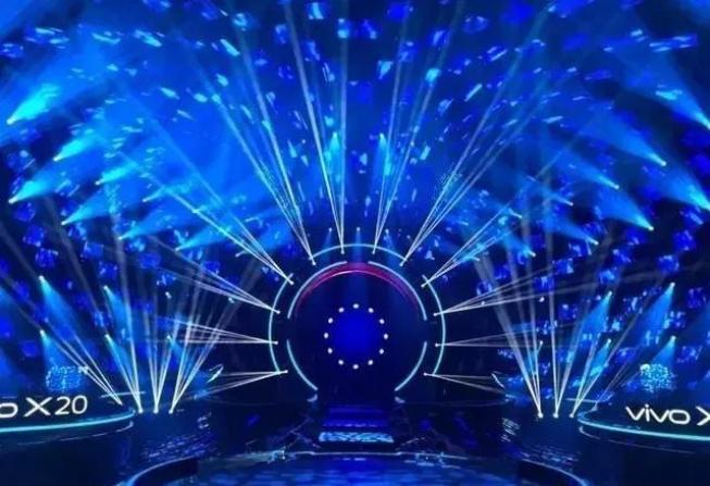 梦想的声音舞台狗博体育光设计