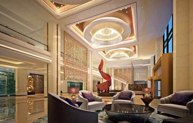 照明设计在创新,酒店电竞竞猜具厂家必须升级